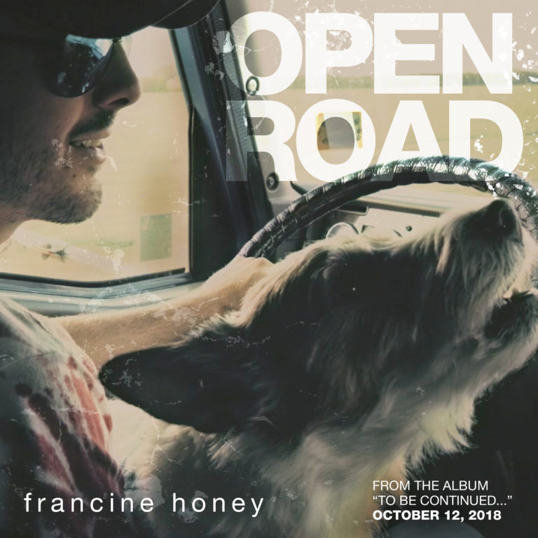 Artwork for Open Road song