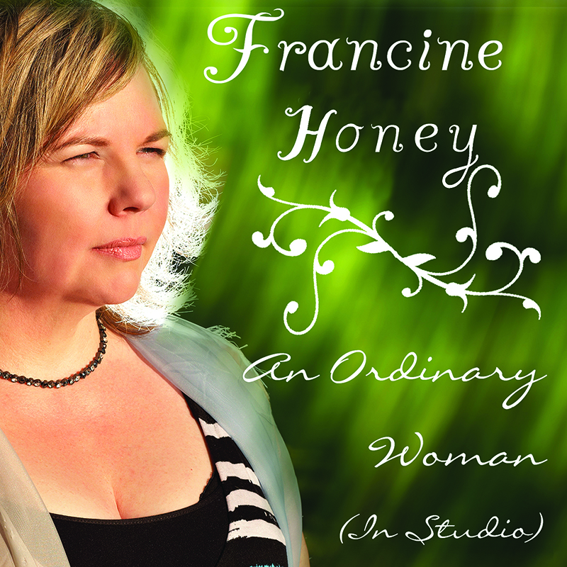 Francine Honey Album cover for An Ordinary Woman