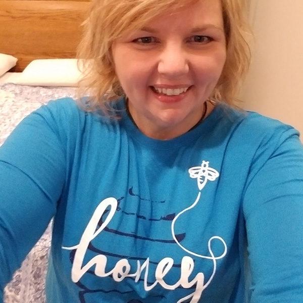 Francine Honey T-shirts