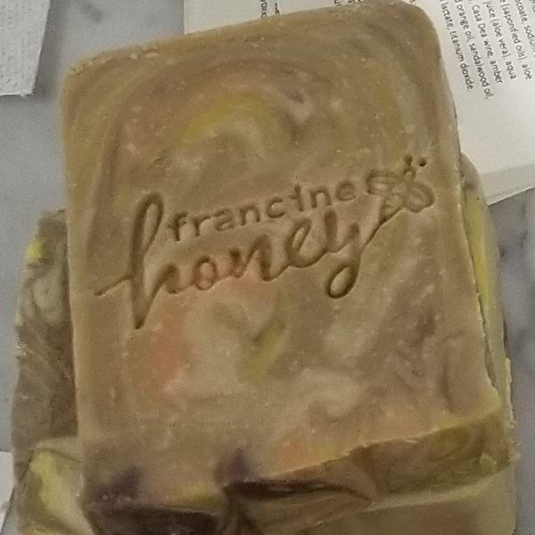 Francine Honey Soaps